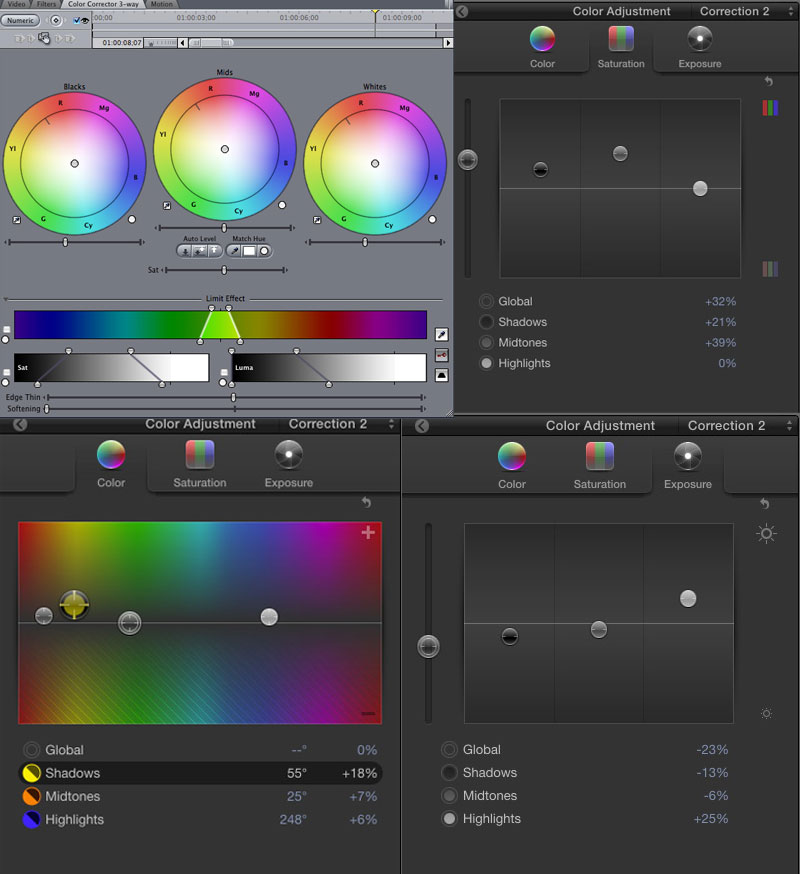 Has Apple's Color Been Merged Into Final Cut Pro X?