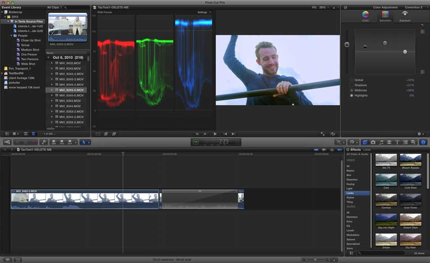 Welcome to the new Final Cut Pro X